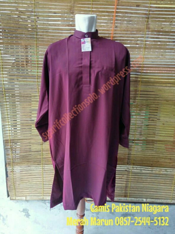 Jual Gamis Pakistan  Syarif Collection Solo